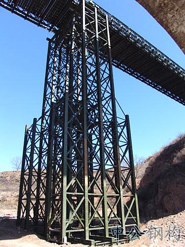 桥墩----中山市公路钢结构制造有限公司